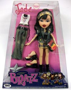 bratz jade doll 2003 - Google Search