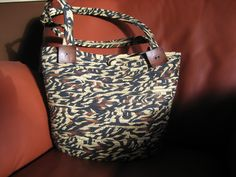 My latest homemade bag ~ what do you think?