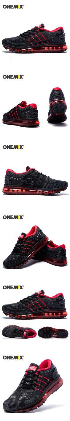 Onemix 2017 new men running shoes breathable mesh sport shoes for men new athletic outdoor sneakers zapatos de hombre EUR39-46