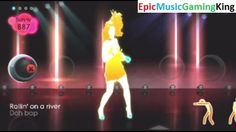 """Just Dance 2 Gameplay - """"Proud Mary"""" - High Score Of 1234 Points This video features my Just Dance 2 gameplay as I dance to the """"Proud Mary"""" Song sung by Ike and Tina Turner and achieve a high score of 1234 points. The objective of this rhythm game is to mimic the moves of the dancer featured in the on-screen music video as accurately as possible in order to make an earnest attempt to earn the highest possible score."""