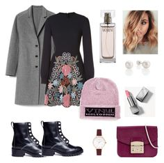 """""""Untitled #129"""" by sleepintheclouds ❤ liked on Polyvore featuring Gap, RED Valentino, 3.1 Phillip Lim, Furla, Topshop, Alexander Wang, Burberry and Calvin Klein"""