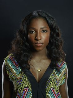 "Rutina Wesley from ""True Blood"" - Gorgeous."