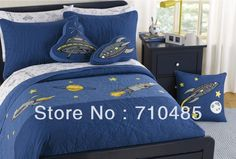 Free Shipping 100% cotton constellations applique quilt with constellations stitching patchwork quilt cover kids the bedclthes $99.90