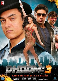 Download Dhoom 3 Movie By latestmoviea2z - latest hd movie online