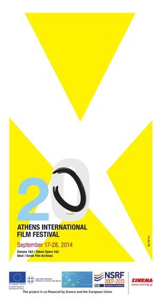 #ClippedOnIssuu from Athens International Film Festival - Screening Schedule 2014