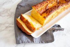 Custardcake recept - de Kokende Zussen Brownie Cake, Pie Cake, No Bake Cake, Köstliche Desserts, Delicious Desserts, Cake Recept, Pumpkin Pound Cake, Custard Cake