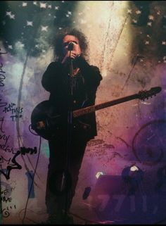 The Cure  Onstage