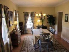 Dining room TN house