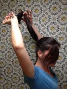 How-To Hair Girl for DIY Holistic Hair Care and Hairstyling. Empower and Inspire your Hair Routine. Home of ShamPHree and the Free Your Pits Movement