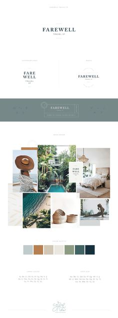 Wanderlust vibes meet clean and classic typography… with thoughtful details that will inspire you to pack your bags and grab your passport. www.sarahanndesign.co