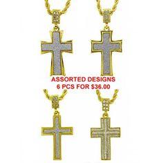 Hip-Hop Jewelry Chain and Charm  5598-B