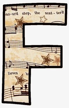 Set - Vintage Sheet Music Decoupage Clipart Print Collection - Make your own cards, decoupage, scrapbooks - Fre. Vintage Sheet Music, Vintage Sheets, Dossier Photo, Abc Letra, Make Your Own Card, Music Is My Escape, Lettering Styles, Alphabet And Numbers, Alphabet Letters