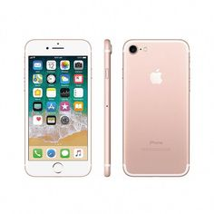 Refurbished Phones For Cheap #cellphoneplans #RefurbishedPhones Iphone 7 Plus, Iphone 8, Apple Iphone, Newest Cell Phones, New Phones, Iphone 7 Rose Gold, Refurbished Phones, Smartphone, Cell Phone Plans