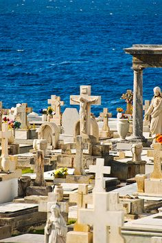 Old San Juan Cementary Puerto Rico
