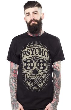 http://www.sourpussclothing.com/la-marca-del-diablo-psycho-t-shirt.html