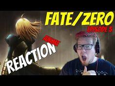 Fate/Zero Episode 5 REACTION   Anime