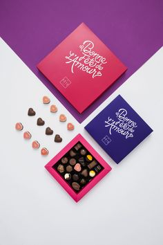 Exclusive Valentines collection from La Fête, Playing Cards, Valentines, Kawaii, Collection, Amor, Happy Name Day, Chocolates, Valantine Day, Kawaii Cute