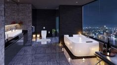 Ultra Luxury Bathroom Inspiration