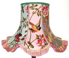 Hatter Patchwork Lampshade