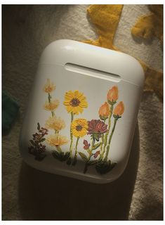 Art Hoe Aesthetic, Aesthetic Painting, Art Sketches, Art Drawings, Easy Canvas Art, Diy Phone Case, Diy Painting, Acrylic Painting Flowers, Cute Art