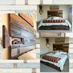 Diy King Headboard · Save Those Thumbs
