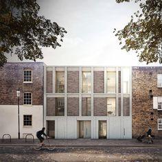 Forbes Massie / 3D Visualisation Studio / London - Work - Haptic / Rawlings Street