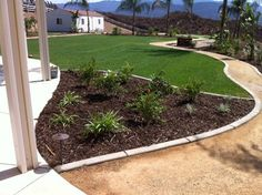 Landscape Edging & Mow Strips - Landscaping Network
