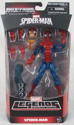 Marvel Infinite Legends Series Wave 3 Rev 1 Spider-Man Spiderman Action Figure, Marvel Legends Figures, Hobgoblin, Custom Action Figures, Spider Verse, Toy Sale, New Toys, Deadpool Videos, Marvel Comics