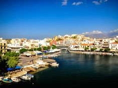TRAVEL'IN GREECE I Agios Nikolaos stands on the shores of the beautiful Mirabelo bay