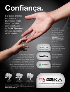 Anúncio revista - G2KA Agência: MK3 Propaganda.