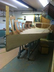 EcoPoxy provided the epoxy to help create this boat for Barefoot Wooden Boats as they race in the Race To Alaska Find out why it was the right product for their cause. Wooden Boats, Epoxy, Barefoot, Alaska, Create, Wood Boats