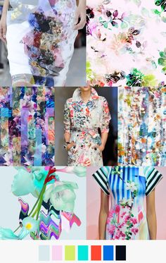 FRACTAL FLORA SS2017....haha, i predicted the fractal trend last year!!!