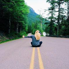 middle of nowhere  -Alisha Marie
