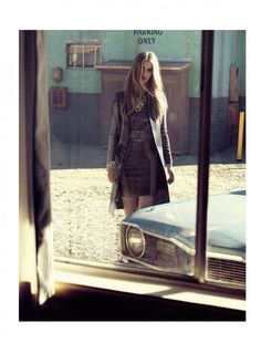 awesome Vogue Brasil   Editoral de Moda Abril 2013   Rosie Huntington-Whiteley por Henrique Gendre