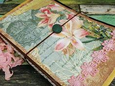 """Miss Lady Fay' Large Envelope Junk Journal & Printing On Envelopes - YouTube"