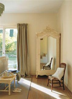 Interiores que se funden con el jardín · ElMueble.com · Casas