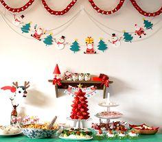 2014年のに開いたクリスマスパーティー