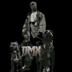 DMX #dmx #hiphop #vector #illustration