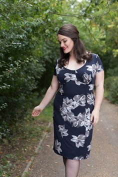 Plus Clothing, Fashion Company, Plus Size Fashion, 1950s, Cold Shoulder Dress, High Neck Dress, Street Style, Hot, Clothes
