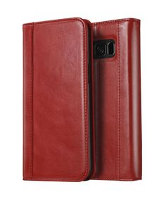 GENUINE RED LEATHER New Vintage Wallet Case Holder Accessories For Galaxy Note 8 | eBay Samsung Galaxy Note 8, Cell Phone Accessories, Red Leather, Notes, Wallet, Ebay, Vintage, Report Cards, Notebook