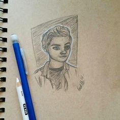 efron zac drawing sketch fanart zacefron