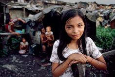 Steve McCurry :: Manila, Phillipines