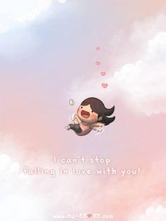 HJ-Story :: Falling (Girl ver.) | Tapastic - image 1