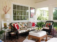 screen porch furniture. How To Make Your Porch A Cozy Room Screen Furniture S