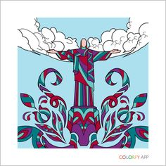 I love Colorfy if you are reading this and have seen my Colorfy picture like it and get the app Colorfy.