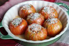 Rice-Stuffed Tomatoes