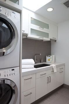 Small Laundry Room Design Ideas, Pictures, Remodel, and Decor - page 9