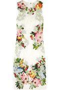 Dolce & Gabbana|Appliquéd lace dress|NET-A-PORTER.COM....oh yessss