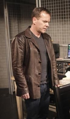 Buy Jack Bauer Jacket for Mens, Online Cheap 24 TV Series Season 8 Brown Jacket Bauer Leather Jacket at Our Online Store in Discounted Price.  #JackBauer #24Season8 #JackBauerJacket  http://www.celebsclothing.com/products/24-Season-8-Jack-Bauer-Real-Leather-Jacket.html