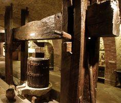 Wine museum with displays dating to the 3rd century B.C. www.stradevinoeolio.umbria.it